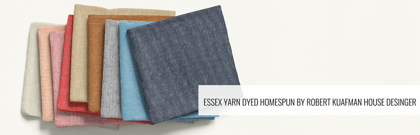 Essex Yarn Dyed Homespun