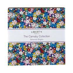 """The Carnaby Collection 10"""" Square Pack in Bohemian Brights"""