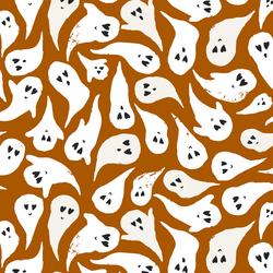 Large Spooky in Burnt Orange