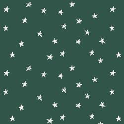 Stars in Pine Needle