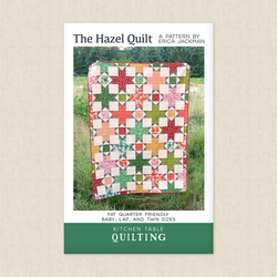 The Hazel Quilt