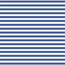 Horizontal Dress Stripe in Blue Jay