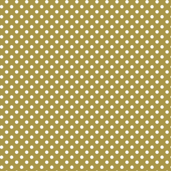 Tiny Dot in Gold