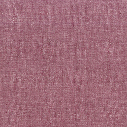 Chambray in Eggplant