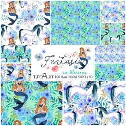 Fantasia Fat Quarter Bundle in Blossom