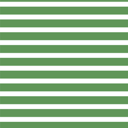 Colorful Stripe Knit in Green
