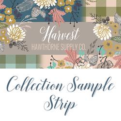 Harvest Sample Strip