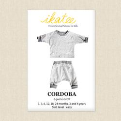 Cordoba Jogging or Pajama Set - Baby