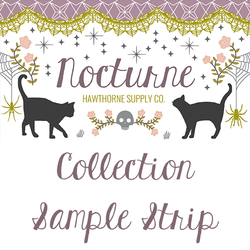 Nocturne Sample Strip