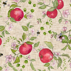 Apple Pie in Linen