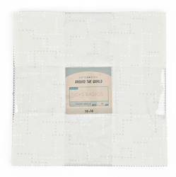 """Cotton and Steel Basics 10"""" x 10"""" Pack"""