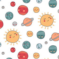 Friendly Planets in Intergalactic