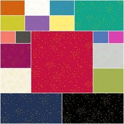 Rainbow Shimmer Fat Quarter Bundle