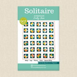Solitare Quilt