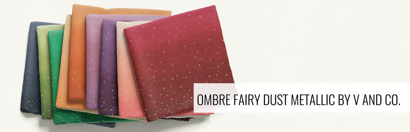 Ombre Fairy Dust Metallic