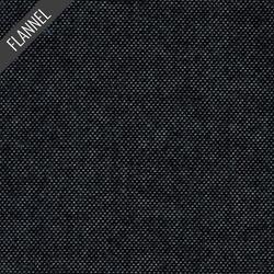 Tweed Flannel in Black