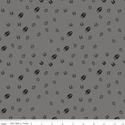 Tracks in Gray