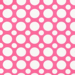 Large Spots in Pink