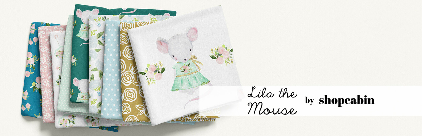 Lila the Mouse
