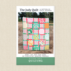 The Judy Quilt