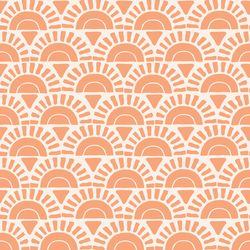 Sunshine in Peach