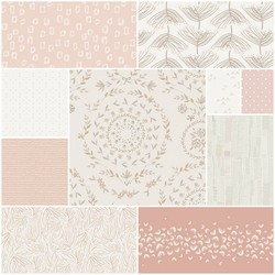 Ballerina Fusion Fat Quarter Bundle