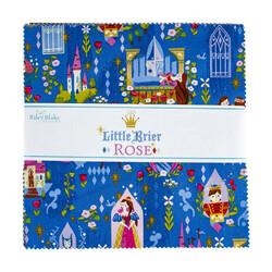 "Little Brier Rose 10"" Square Pack"