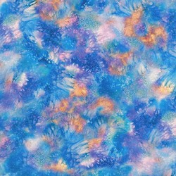 Fairy Dust in Cornflower