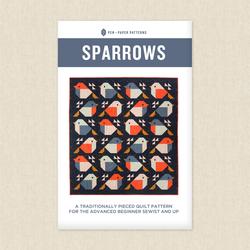 Sparrows Quilt