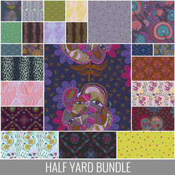 Tambourine Half Yard Bundle