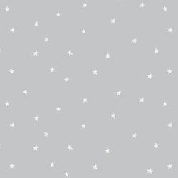 Celestial Stars in Lunar Gray
