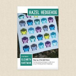 Hazel Hedgehog