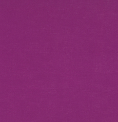 Voile Solid in Berry