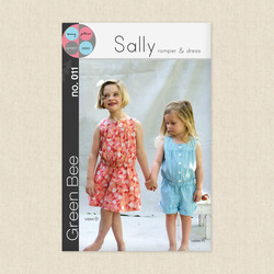 Sally Romper and Dress