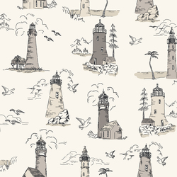 Lighthouse in Sand