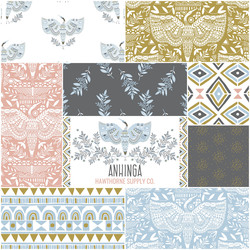Anhinga Fat Quarter Bundle
