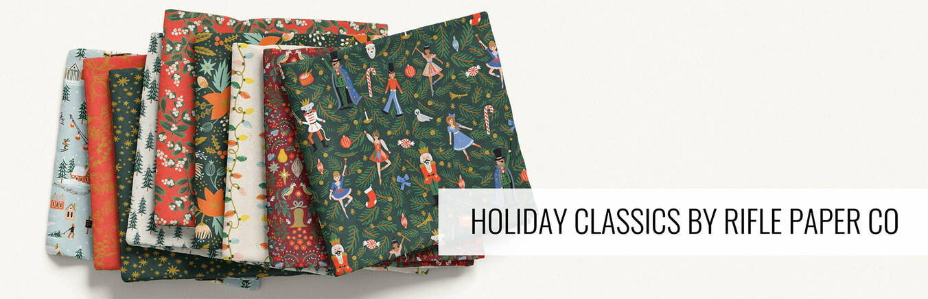 Holiday Classics by Rifle Paper Co