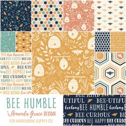 Bee Humble Fat Quarter Bundle
