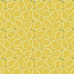 Pears in Mustard
