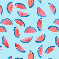 Watermelon in Blue Horizon