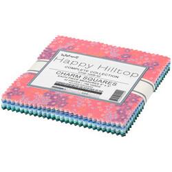 """Happy Hilltop 5"""" Square Pack"""
