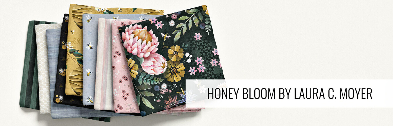 Honey Bloom by Laura C. Moyer