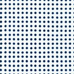 Shibori Dot in White