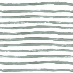 Maple Stripe in Dark Sage
