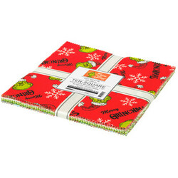 """How The Grinch Stole Christmas 10"""" Square Pack in 2021 Palette"""