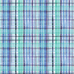 Tartan Wash in Multi
