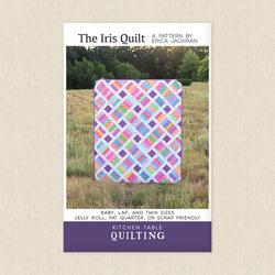 The Iris Quilt