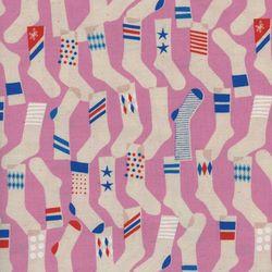 Socks in Pink