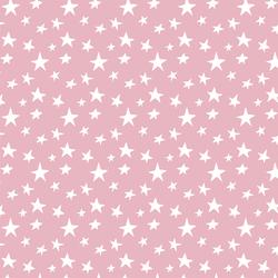 Stars in Pink Nebula