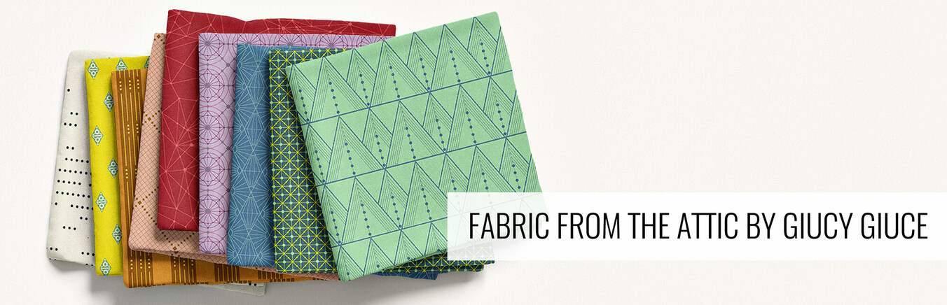 Fabric from the Attic by Giucy Giuce